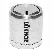 LOKNOBロックノブBig銀LO13128Uインチ/ミリ兼用