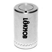 LOKNOBロックノブSmall銀LO13129Uインチ/ミリ兼用