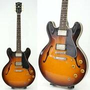 GibsonMemphis2015年製HistoricSeries1959ES-335TDVOS【中古】