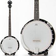 ARIASB-105弦バンジョーハードケース付きアウトレット