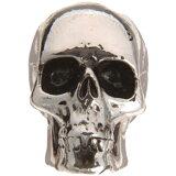 Q-parts SKULL KNOB Jumbo Skull II Chrome KCJSII-0410 コントロールノブ