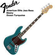 FenderAmericanEliteJazzBassEBOCTエレキベース