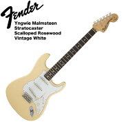 FenderYngwieMalmsteenStratocasterRWVWTUPGRエレキギター