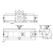 JBLPROFESSIONALCH50-WHスピーカー用天井取付金具白