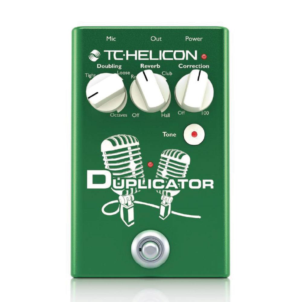 DAW・DTM・レコーダー, その他 TC-HELICON Duplicator
