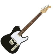 LEGENDLTE-ZBKエレキギター
