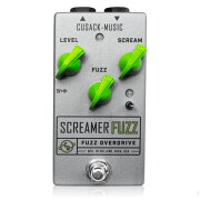 CusackMusicScreamerFuzzV2エフェクター