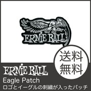 ERNIEBALL4006EaglePatchパッチ