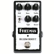 FriedmanBUXOMBOOSTギターエフェクター