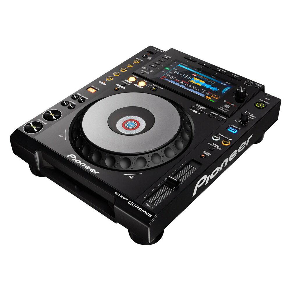 DJ機器, CDJプレイヤー Pioneer CDJ-900NXS DJ