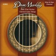DeanMarkley2802BallEndNylonS&Cクラシックギター弦