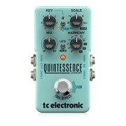 tcelectronicQuintessenceHarmonizerギターエフェクター