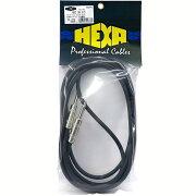HEXAモガミSCケーブルS-S3.0Mギターケーブル