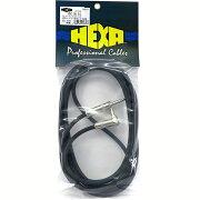 HEXAモガミSCケーブルS-L3.0Mギターケーブル
