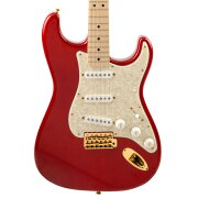 【予約受付中】FenderMAMISTRATOCASTERCustomRedエレキギター