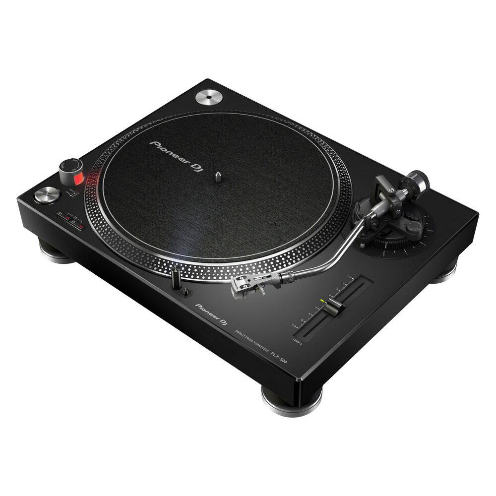 DJ機器, ターンテーブル Pioneer PLX-500-K Black