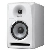 PioneerS-DJ50X-WWhiteパワードモニタースピーカー1台