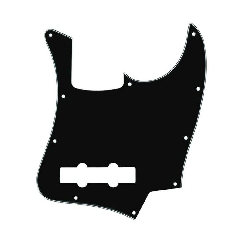 ベース用アクセサリー・パーツ, その他 GRECO WSB-STD Pickguards Black