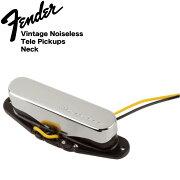 FenderVintageNoiselessTelePickupsNeckギター用ピックアップネック用