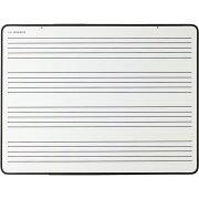 全音ZDB-21かるい音楽五線白板指導用ディスプレイボード