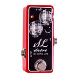 Xotic SL Drive Red ギターエフェクター