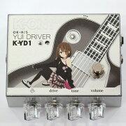 K-ON!K-YD1YUIDRIVERけいおん!平沢唯エフェクター