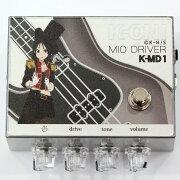 K-ON!K-MD1MIODRIVERけいおん!秋山澪ベース用エフェクター