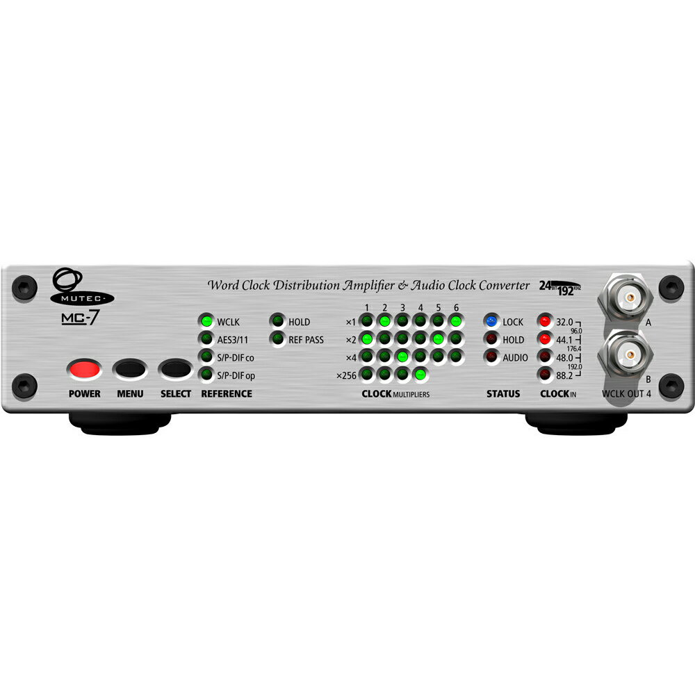 DAW・DTM・レコーダー, オーディオインターフェイス MUTEC MC-7