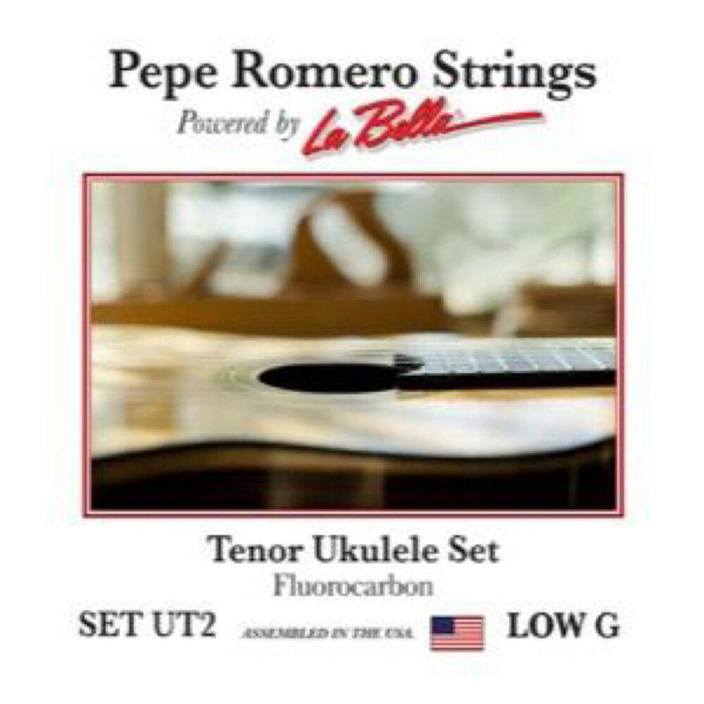 ウクレレ用アクセサリー・パーツ, その他 Pepe Romero UT2 Low-G