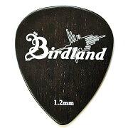 BirdlandEbonyFlatPick1.2mmギターベース用ピック