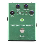 FenderMarineLayerReverbPedalリバーブエフェクター