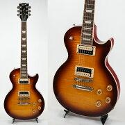 Gibson2017LesPaulClassicAAPlusTopITIcedTeaSunburstエレキギター