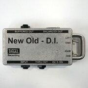 TRIALNewOldD.I.ダイレクトボックス【中古】