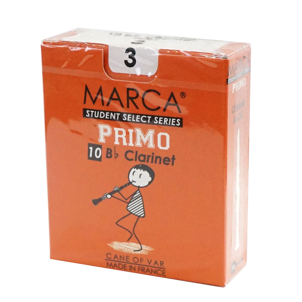 木管楽器用アクセサリー・パーツ, リード MARCA PRIMO B 3 10