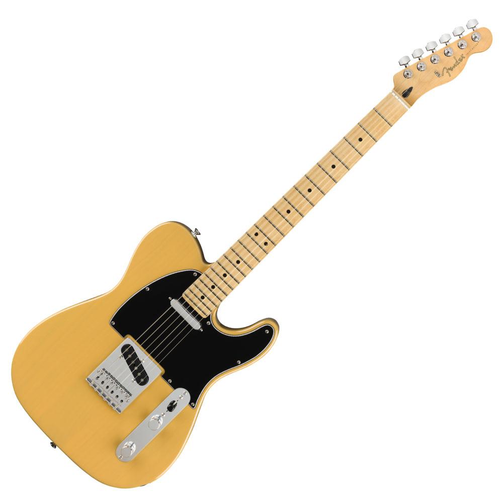 ギター, エレキギター Fender Player Telecaster MN Butterscotch Blonde