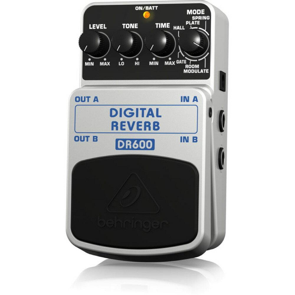 ギター用アクセサリー・パーツ, エフェクター BEHRINGER DR600 DIGITAL REVERB