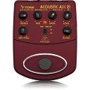 BEHRINGER ADI21 V-TONE ACOUSTIC アコースティックギター用プリアンプ