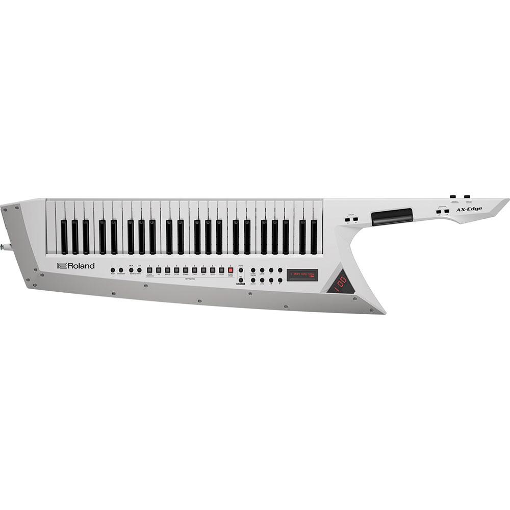 ピアノ・キーボード, キーボード・シンセサイザー ROLAND AX-EDGE-W Digital Keyboard