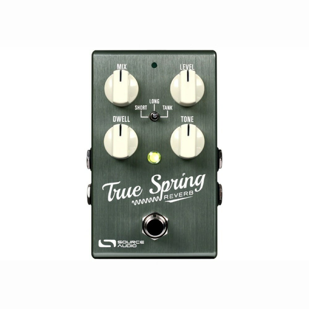 ギター用アクセサリー・パーツ, エフェクター Source Audio SA247 True Spring Reverb