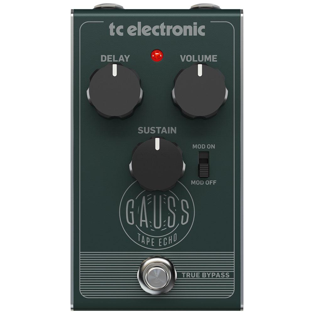 ギター用アクセサリー・パーツ, エフェクター tc electronic GAUSS TAPE ECHO