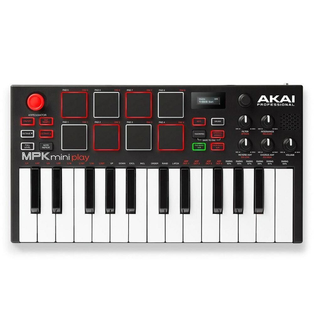 DAW・DTM・レコーダー, MIDIキーボード AKAI MPK Mini Play MIDI
