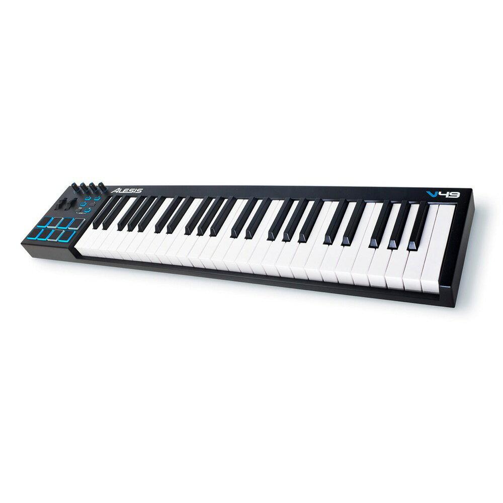 DAW・DTM・レコーダー, MIDIキーボード ALESIS V49 49 USBMIDI