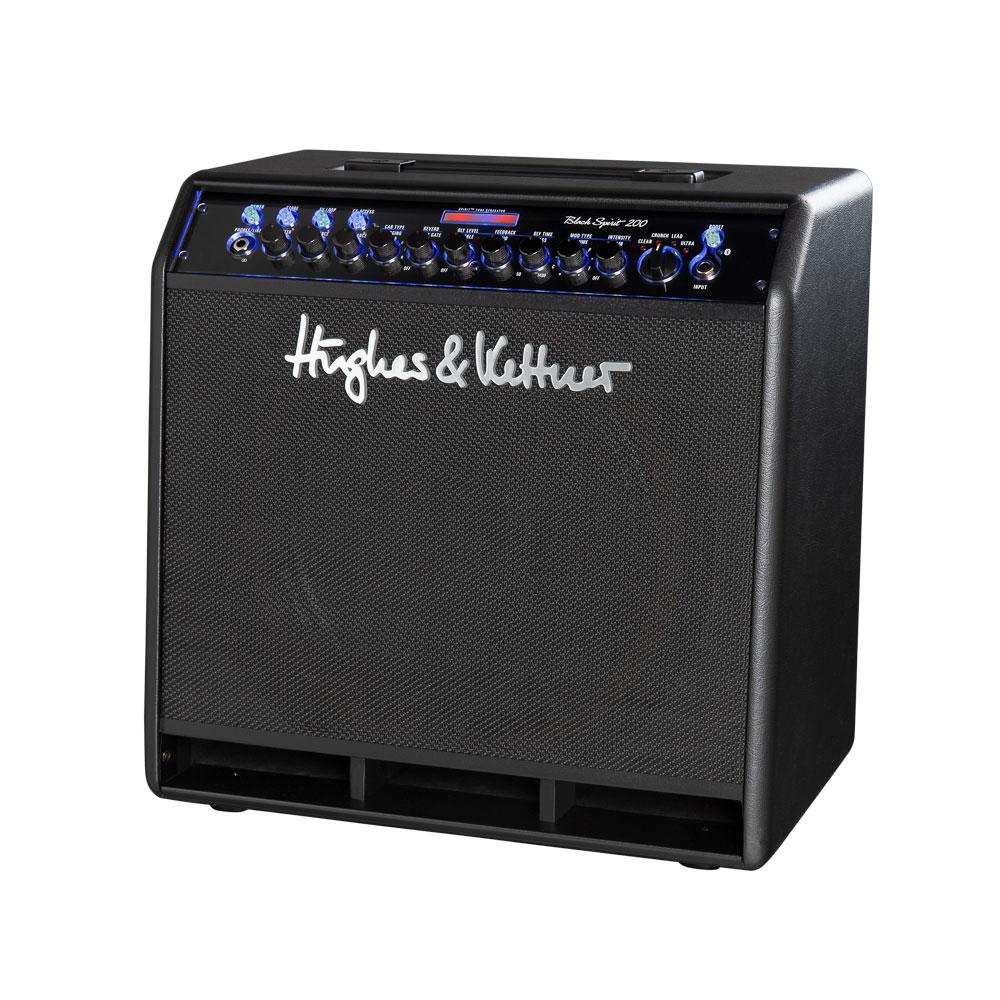 ギター用アクセサリー・パーツ, アンプ Hughes Kettner HUK-BS200C Black Spirit 200 Combo