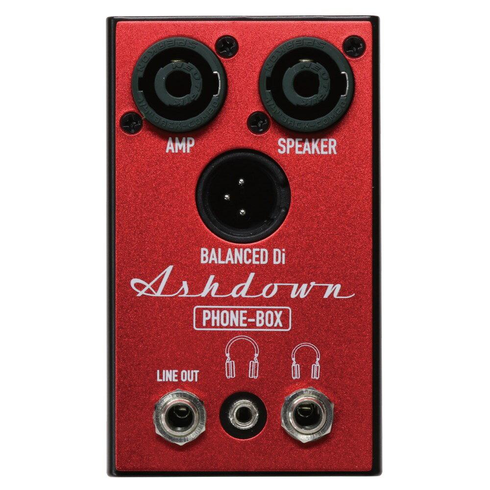 DAW・DTM・レコーダー, ダイレクトボックス Ashdown PHONE BOX DI