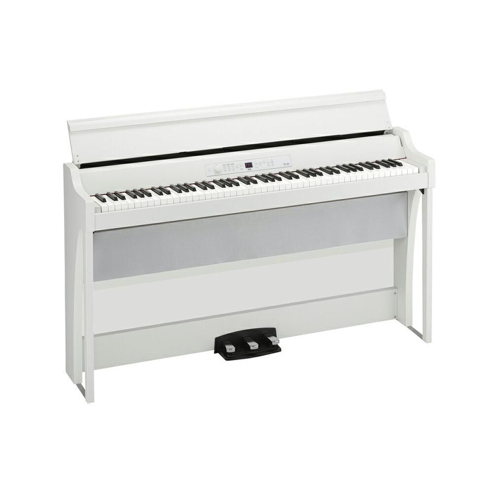 ピアノ・キーボード, 電子ピアノ KORG G1B AIR WH