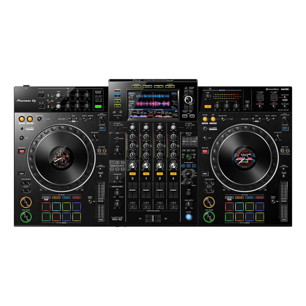 DJ機器, DJコントローラー Pioneer XDJ-XZ DJ