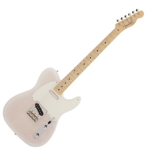 FenderMadeinJapanTraditional50sTelecasterMNWBLエレキギター