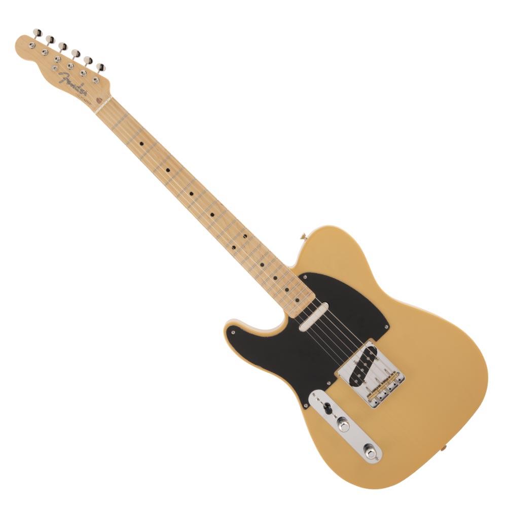 ギター, エレキギター Fender Made in Japan Traditional 50s Telecaster LH MN BTB