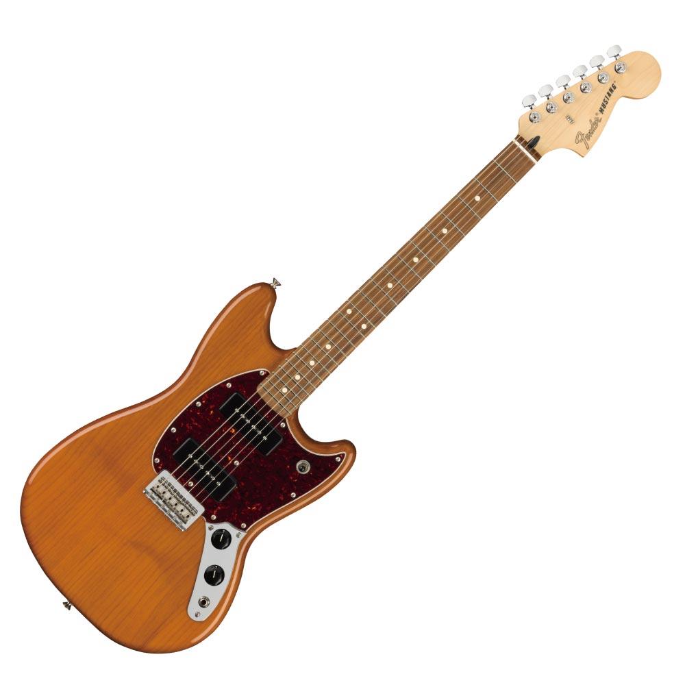 ギター, エレキギター Fender Player Mustang 90 PF AGN