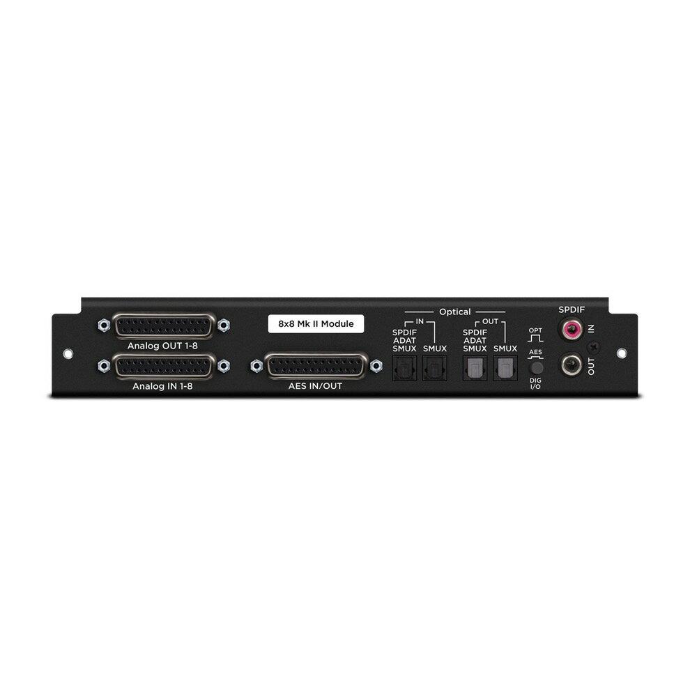 DAW・DTM・レコーダー, オーディオインターフェイス Apogee Module For Symphony IO MKII: 8 Analog IO 8 AESOptical IO 2-Ch SPDIF Module